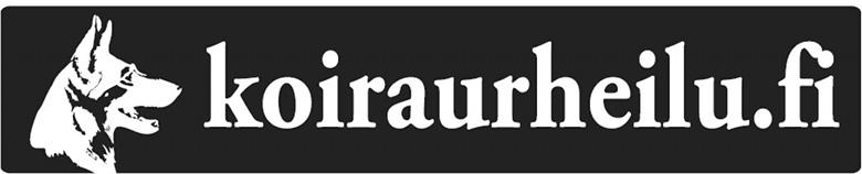 Koiraurheilu logo uusi